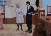 Mrs. Terrence, Fiona Darling and Dan, Niall McGeorge
